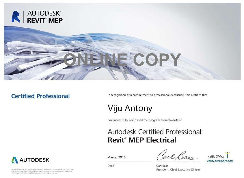 Certification Btts